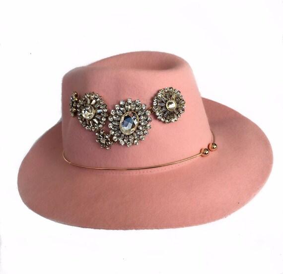 100 100 100 % laine Fedora, chapeau de Style classique | La Qualité Des Produits  28ef16
