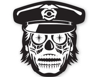 WE SLEEP - They Live-Inspired Horror Enamel Pin - Horror, Science Fiction and Fantasy Collectors