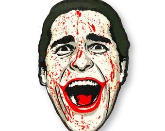 Joker-Inspired - Cinema Mashup - Art of Butcher Billy Hard Enamel Pins