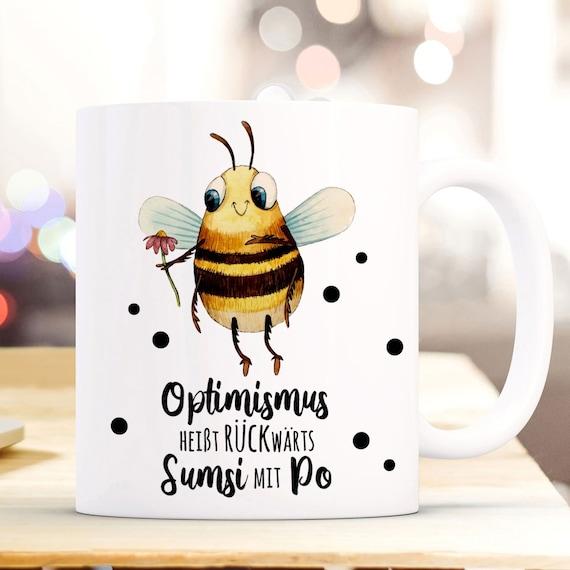 Tasse mit Giraffe Becher Spruch Kaffeebecher Kaffetasse perfekter Moment ts619