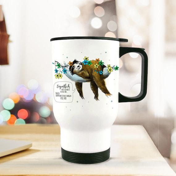 Thermotasse Kaffeetasse Kaffeebecher Thermobecher Edelstahltasse Edelstahlbecher