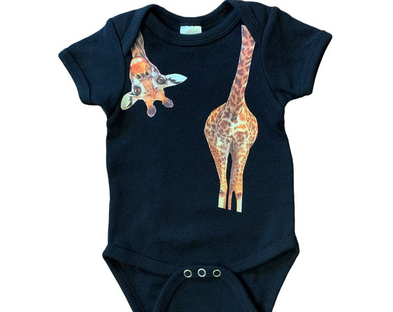 Timothy the Giraffe Onsie