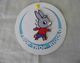 """Donkey trotro birthday Kit """"suite"""""""