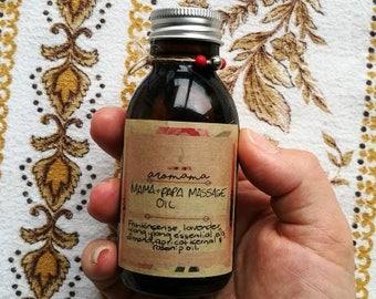 Sensual Massage Oil New Zealand made / Organic Massage Oil / Sensual Massage Oil / All Natural Oil / Romance / Valentines gift