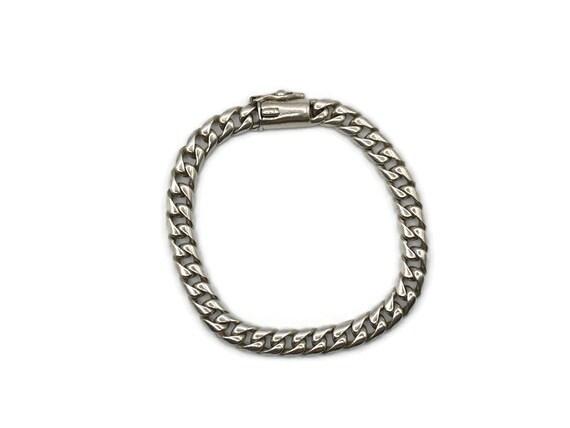 Sterling Silver Cuban Link Bracelet # 254325882655
