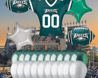 3b7544d158e Philadelphia Eagles 25 Piece Balloon Set