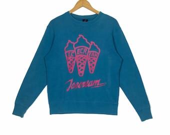 e502bc713a24 Billionaire Boys Club Sweatshirt BBC Ice Cream American And Japanese  Fashion Designer Clothing Medium Size