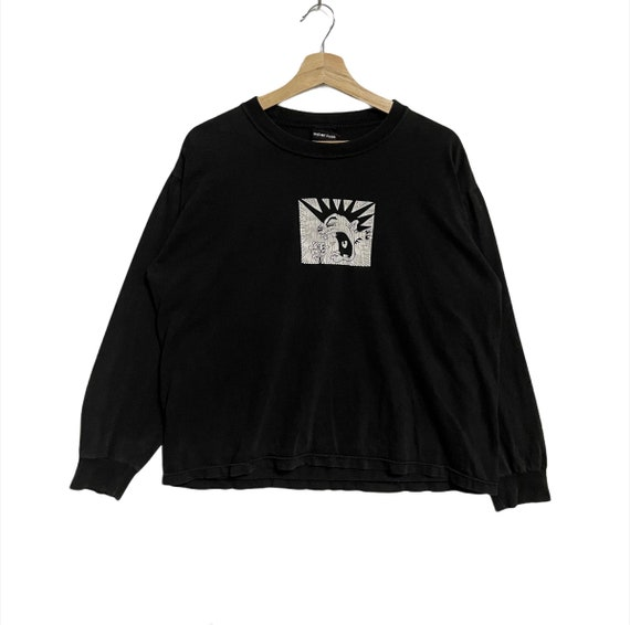 Rare !!! Vintage 2000 Rancid Long Sleeve Shirt OG