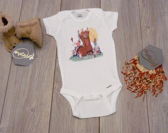 THERE ONCE Was A Old LADY Baby Onesie® Baby Shower Gifts, Bodysuits, Baby Clothes, Cute Baby Onesies, Custom Onesies, Whimsical Onesies.