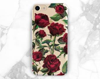 flower iphone 8 case