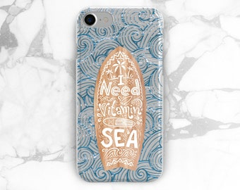 Summer iPhone 7 waves iPhone x case Apple iPhone 6s case sea iPhone case 8 plus case clear ocean art iphone se phone case silicone cover 10