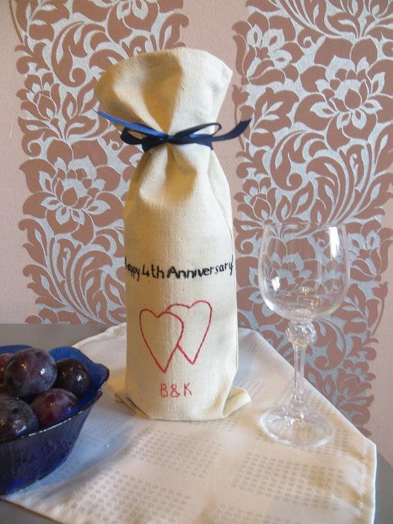 4th Wedding Anniversary Gift Ideas For Men: 4th Anniversary Gift For Him Linen Gifts A Men 4th Wedding