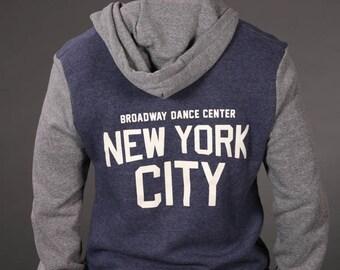 New York City Bi-Color Hoodie