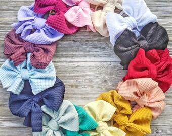 Waffle headbands  53a4277bb09