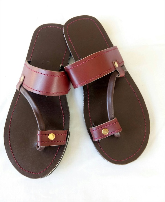 8e747ea37822 Mens Leather sandals mens res sandals Maasai sandals mens