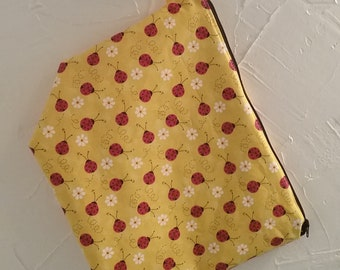 Springtime Ladybugs Project bag