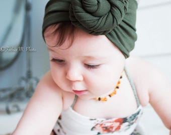 Top knot headband  8b869f9dc7b