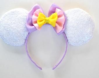 A Mouse's Best Friend Sequin Mouse Ears