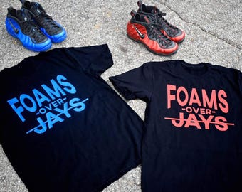 52417b6617c Foams Over Jays