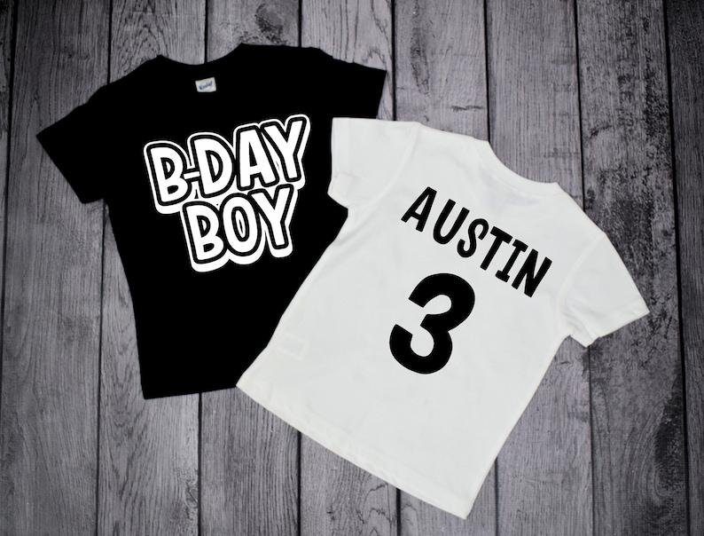 3rd Birthday Shirts For Boys Three Year Old Boy 3