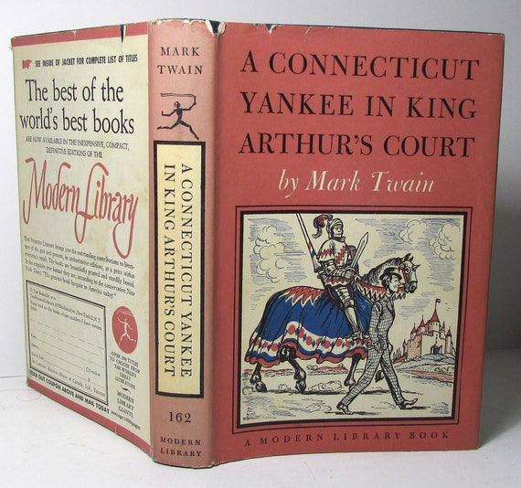 A Connecticut Yankee in King Arthur's Court (Talking Classics)