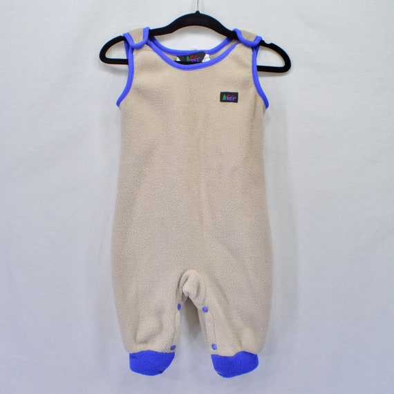 b5112de8659a REI Baby Fleece One Piece New Without Tags 12 Months One Year
