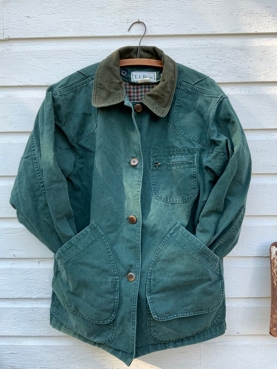 Vintage LL Bean Women's M Jacket Flannel Liner, LL