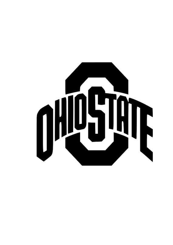 Ohio State Svg Digital File Etsy