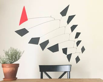 39 Inch Kinetic Mobile Sculpture