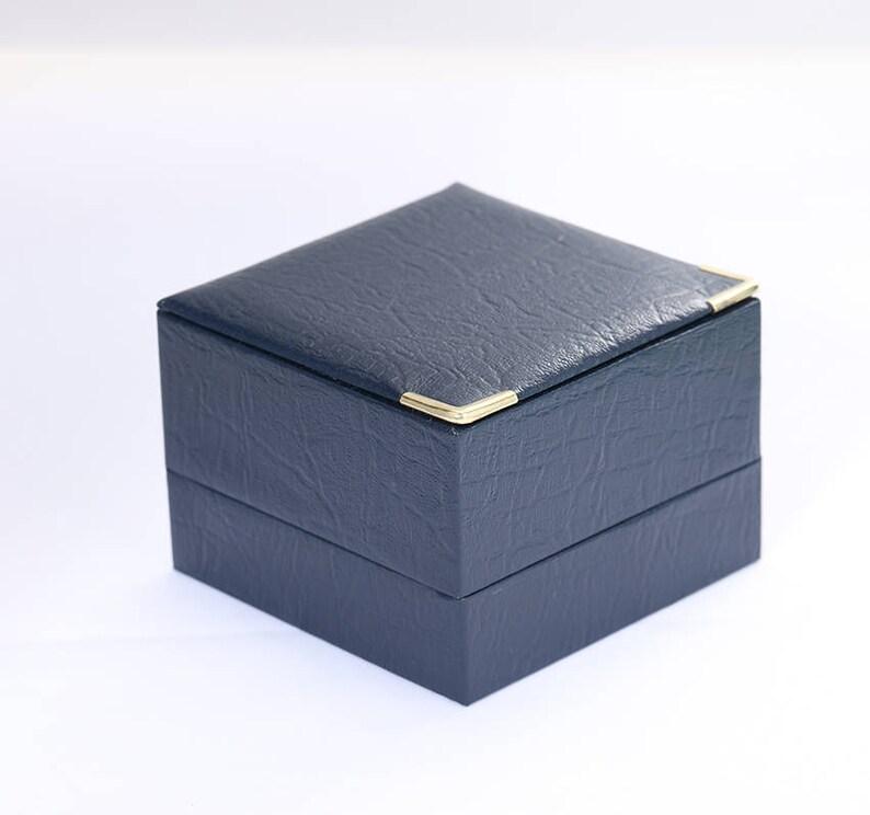Gift Box Ring BOX Upgrade Gift Box Engagement ring-wedding band Christmas gift
