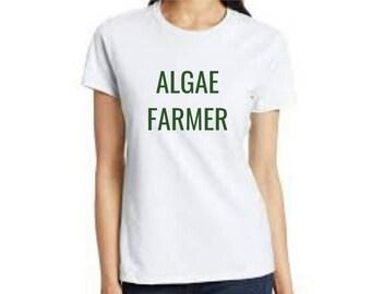 Algae Farmer Women's Shirt