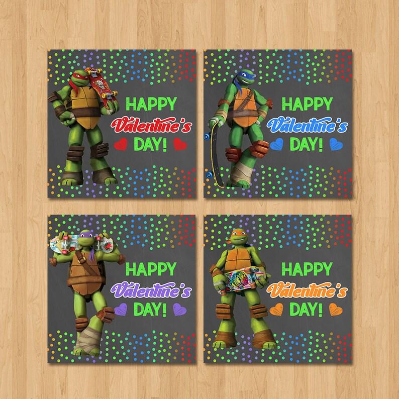Teenage Mutant Ninja Turtle Chalkboard set NEW