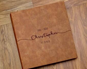 romantic scrapbooking album fotoalbum Album Customized wedding Scrapbook album Santorini photo album engaged gift Wedding photo album