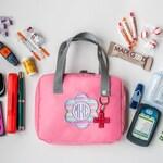 Kids Diabetes Bag/Epipen Case/Type 1 Diabetes/Epi Carrier/Epipen Bag/Medicine Bag/Asthma Bag/Diabetes Supply Bag/Diabetic Supplies Bag