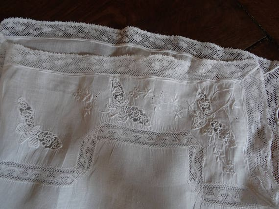 French knickers (bloomers)  with Valenciennes lac… - image 2