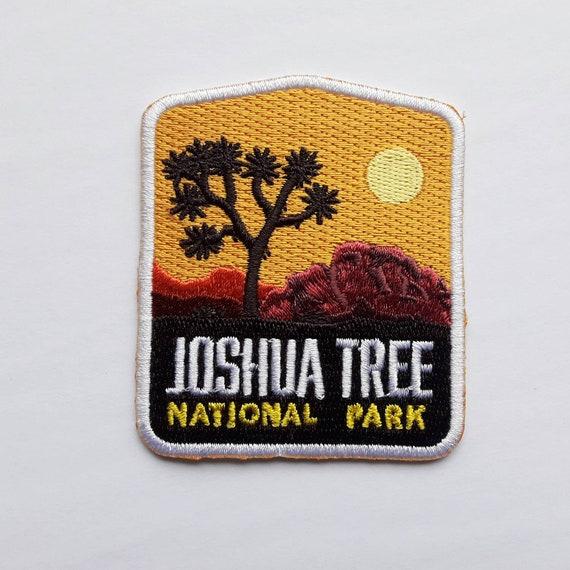 Patch Joshua Tree National Park California Souvenir