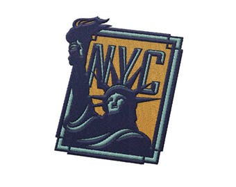 New York City NYC Travel Patch