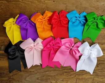 Weekend Sale...7.5 inch bows