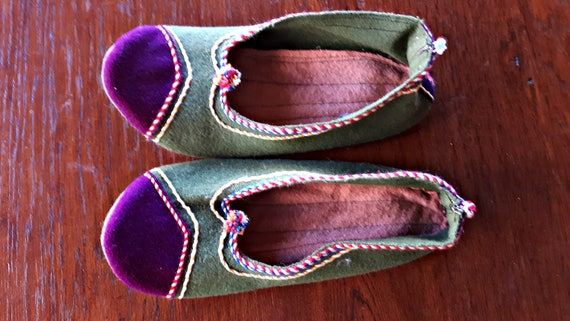 Vintage Slippers, Women's Vintage Slippers, Women'