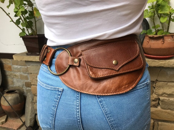 Utility belt , Pocket Belt ,Festival and travel ba