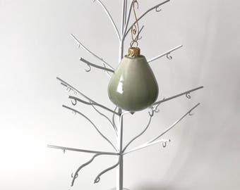 Ceramic Christmas Ornament