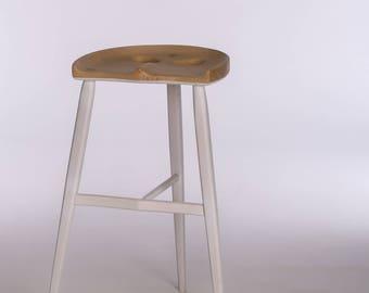 Great Urban White stool