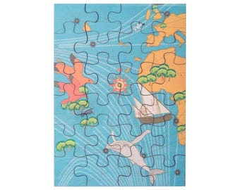 Puzzle – Continents