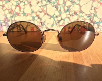 f600663c465 Vintage Rare GIORGIO ARMANI Sunglasses Unisex 1990s EXCELLENT Condition  Made in Italy (ga 172 888)