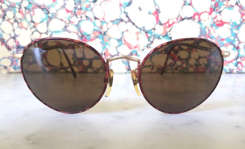 65fcc1edb7ce Vintage Rare GIORGIO ARMANI Sunglasses Unisex 1990s EXCELLENT