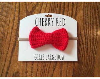 LG Red Bow