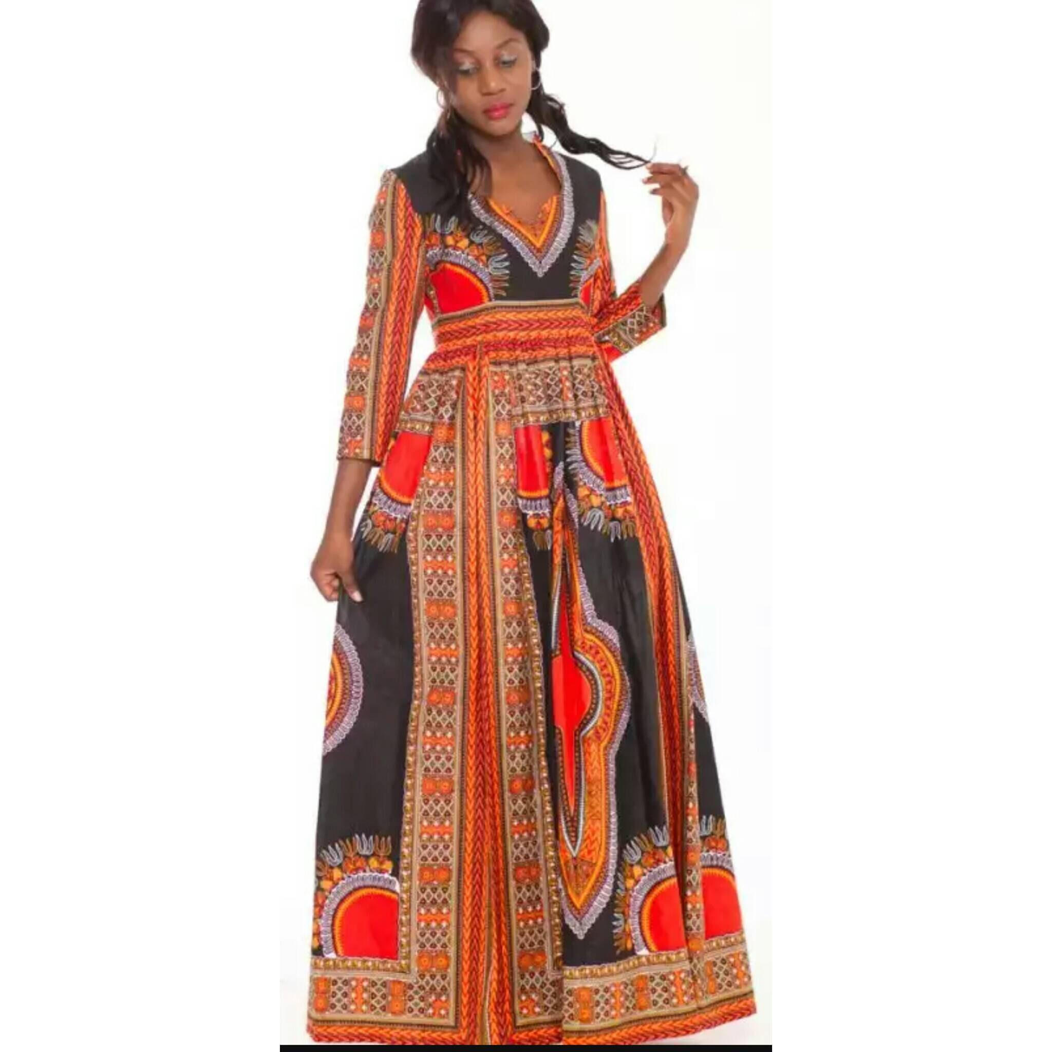 329701d4116 Dashiki dress dashiki maxi dress dashiki gown dashiki prom