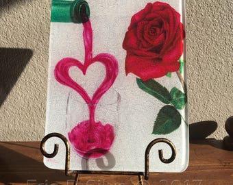 Amor Es...Cutting Board
