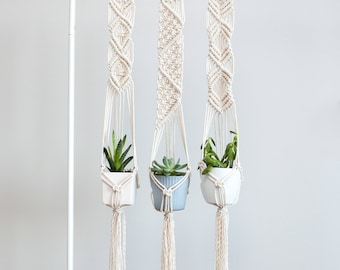 Macrame Plant Holder Etsy