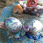 Custom Abalone Top For Mermaid Salt